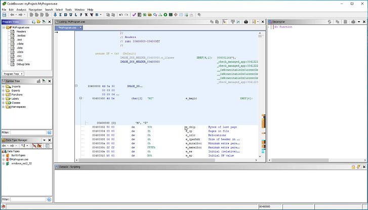 !!BETTER!! NSA-Exploits Fur Alle Windows-Versionen Angepasst ghidra-gui